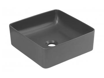 Umývadlo 6276 sivé 3
