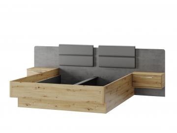 Mediolan posteľ 1