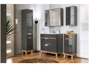 Kúpeľňový komplet BALI GRAY