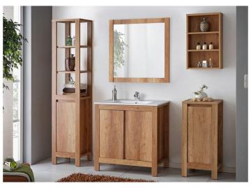 Kúpeľňový komplet CLASSIC Oak