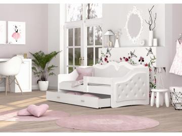 Detská posteľ LILI biela (2)