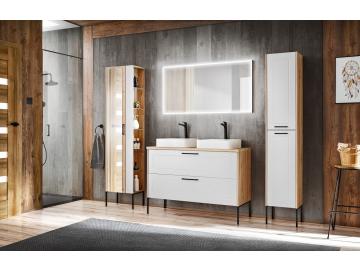 Kúpeľňová zostava MADERA White
