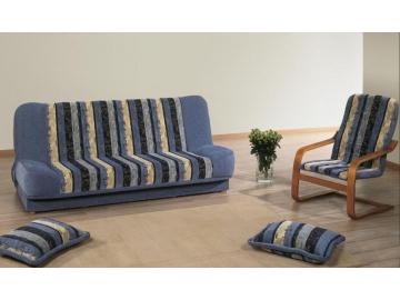 Rozkladacia sedacia súprava Kaja + Finka  3+1
