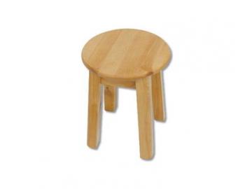 Stolička - masív KT253 | borovica