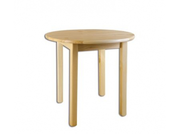 Stôl - masív ST105 | 50cm borovica