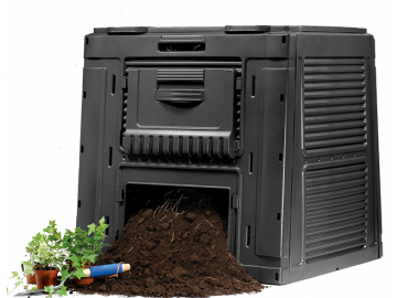 main 17186362 e composter with base 340l 5157 rgb