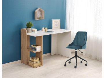výnimočný písací stolík Fino biely