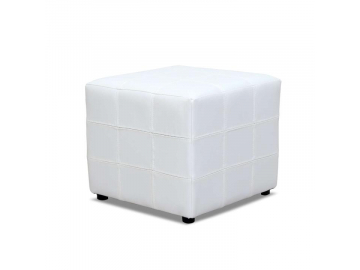 moderna taburetka NELA biela