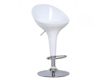 moderna biela jedalenska stolicka ALBA NEW biela