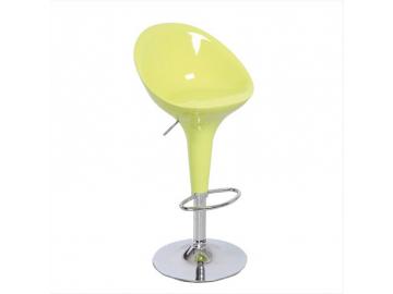 Barová stolička ALBA NOVA / zelená