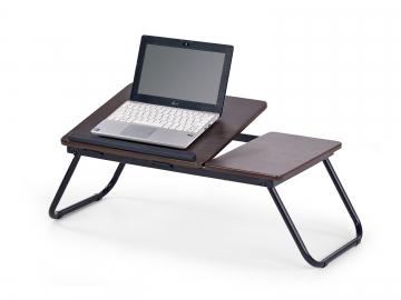 moderný stolík na notebook v elegantnom dizajne