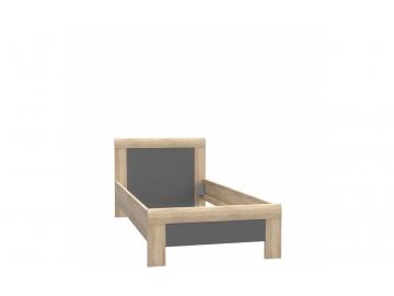 Jednolôžková posteľ Yoop YPL09