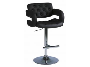 Barová stolička C-141 čierna