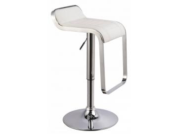 Barová stolička C-621 biela