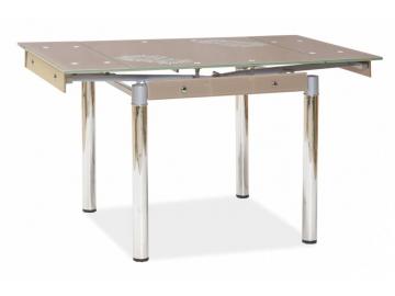 Jedálenský stôl GD-082 béžový