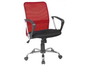 Kancelárske kreslo Q-078 červená