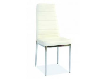 Jedálenská stolička H-261 biela