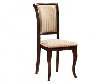 Jedálenská stolička MN-SC/tmavý orech T19