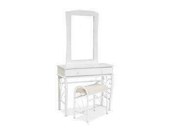 Toaletný stolík 1102 / biela