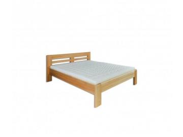Jednolôžková posteľ - masív LK111 | 120cm buk