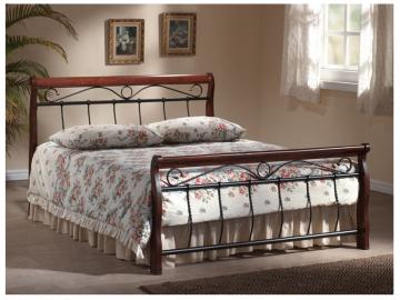 Manželská posteľ VENECJA E 180x200