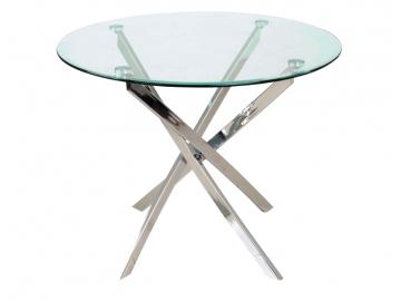 Okrúhly jedálenský stôl AGIS