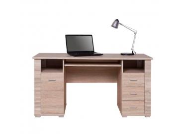 elegantný PC stolík GRAND v jednoduchom farebnom prevedení