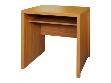 príjemný písací stôl OSCAR v elegantnom farebnom diazjne