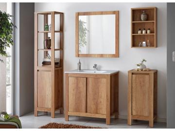 Kúpelňová zostava CLASSIC Oak