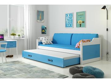 Detská posteľ Dawid 190x80 biela