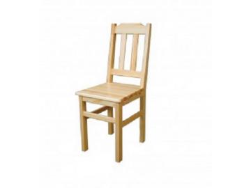Stolička - masív KT103 | borovica