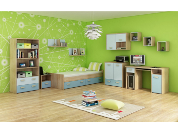 Detská izba KITTY 3