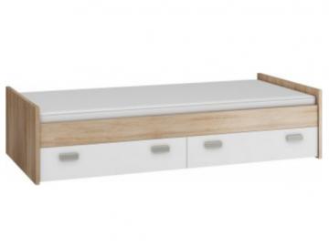Jednolôžková posteľ KITTY 05 / bez roštu