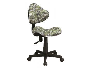 Detská stolička Q-G2 maskáčový vzor
