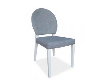 Jedálenská stolička ALDO / biela
