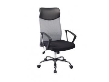 Kancelárske kreslo Q-025 sivé