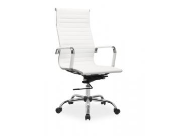 Kancelárske kreslo Q-040 biele