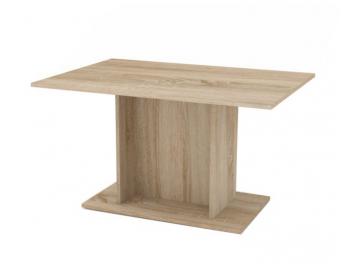 Jedálenský stôl MODERN / dub sonoma