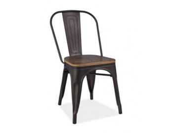 Jedálenská stolička LOFT / orech