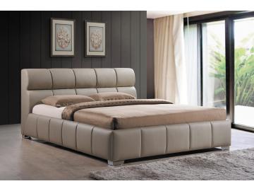 Čalúnená manželská posteľ BOLONIA