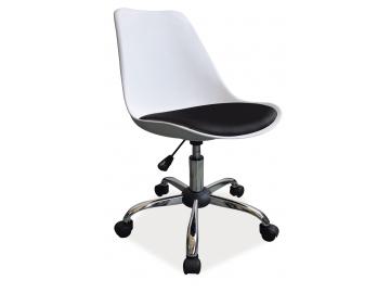Nadčasová kancelárska stolička Q