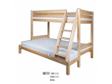 Poschodová posteľ LK155