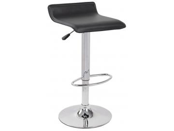 Barová stolička A-044 čierna
