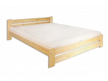Manželská posteľ - masív LK118 / 180 cm borovica