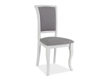 Jedálenská stolička MN-SC biela