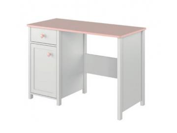 jedinečný písací stôl LUNA vyrobený v neodolateľnom farebnom prevedení