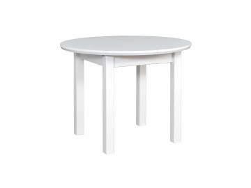 POLI 1 S okruhly jedalensky stol