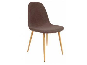 lega jedálenská stolička hneda