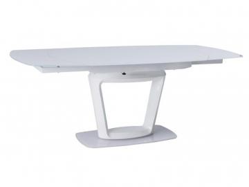 moderny biely jedalensky stol CLAUDIO