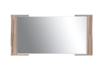moderne zavesne zrkadlo MORENA orech baltimore